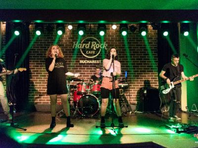 Live Band Life On Mars Bucuresti