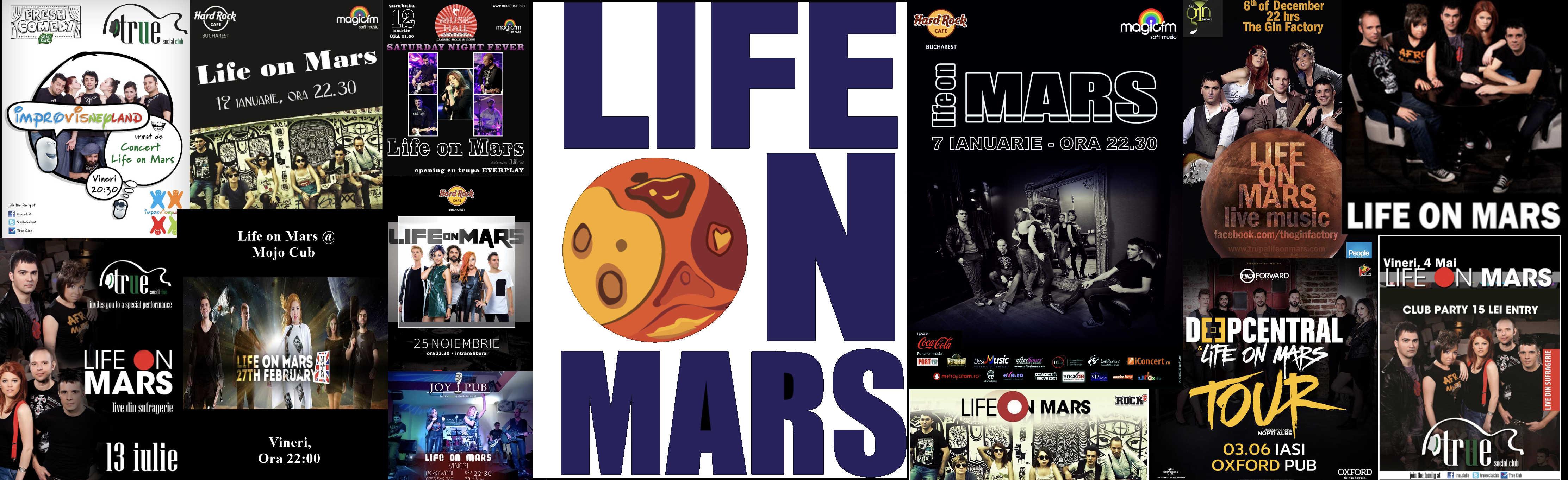 banner trupa cover life-on-mars