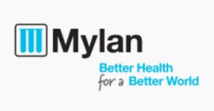 Logo Mylan partener petreceri corporate